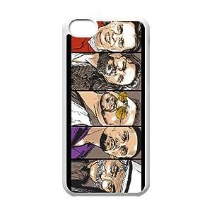 Movies The Big Lebowski Case Cover Skin Stars Iphone 5c ATR060010