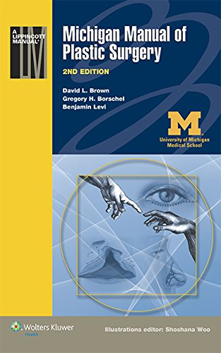 Michigan Manual of Plastic Surgery (Lippincott Manual Series)