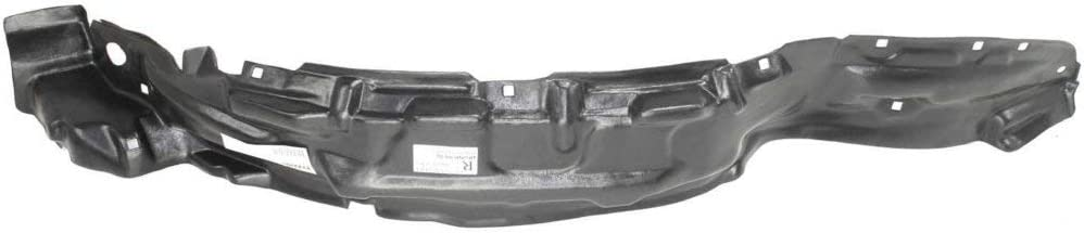 Fender Liner Compatible with 99-2002 Toyota 4Runner Front Left /& Right Side Set of 2