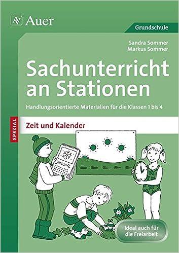 Sachunterricht an Stationen Spez Zeit und Kalender ...