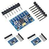 Yoochin 3pack/lot GY-521 GY521 GY 521 MPU-6050 MPU6050 MPU 6050 Module 3 Axis Analog Gyro Sensors + Accelerometer for arduino DIY KIT