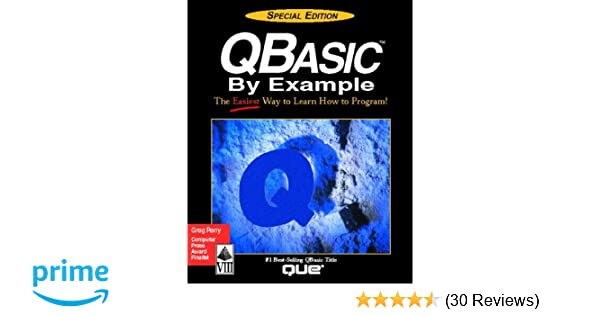Qbasic by example special edition 9781565294394 computer science qbasic by example special edition 9781565294394 computer science books amazon fandeluxe Image collections