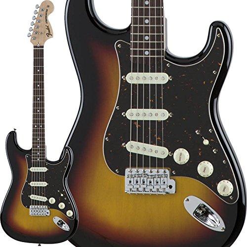 Fender Traditional 70s Stratocaster (3-Color Sunburst/Rosewood) [Made in Japan] (Japan Import)