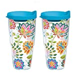 Tervis 24oz, Bohemian Floral, Set of Two Tumblers - Best Reviews Guide