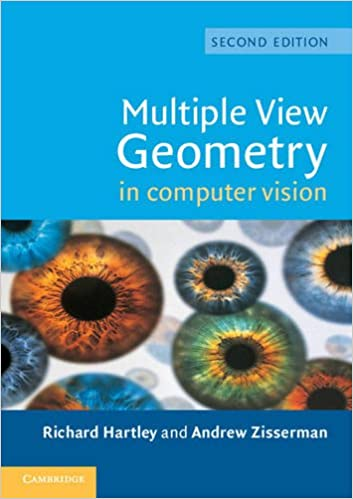 Multiple View Geometry In Computer Vision Ebook Rar