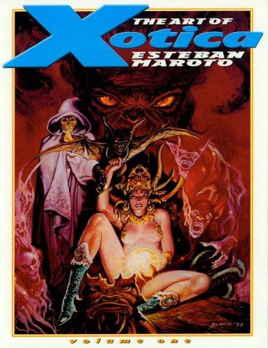 The Art of Xotica Volume 1 (#1)