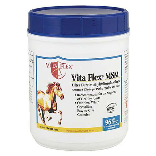 Vita Flex MSM Ultra Pure Joint Supplement for Horses