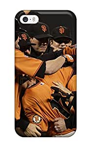 FjocQSB208rBYwU Tpu Case Skin Protector For Iphone 5/5s San Francisco Giants With Nice Appearance