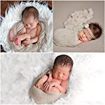 Aniwon-2Pcs-Baby-Photo-Props-Long-Ripple-Wraps-DIY-Blanket-Newborn-Wraps-Photography-Mat-for-Baby-Boys-and-Girls