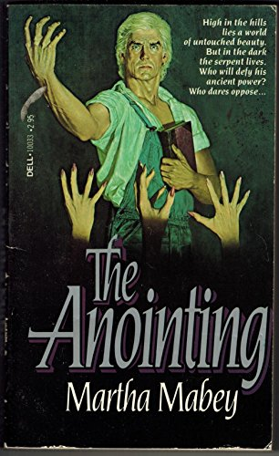 book cover of The Anointing