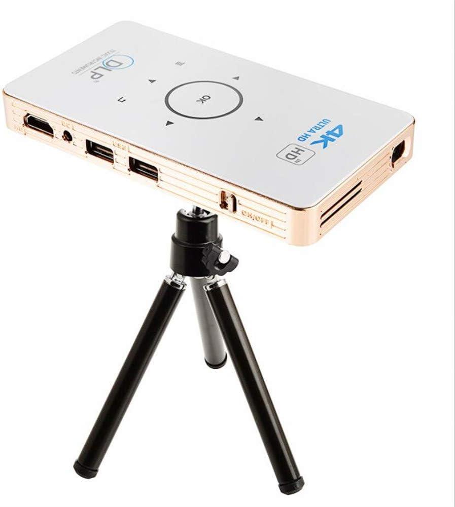 Proyector Mini Android 5.1 C6 Proyector Digital de Cine en casa ...