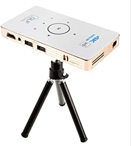 Amazon.com: Mini proyector Android 5.1 C6 Digital Home ...