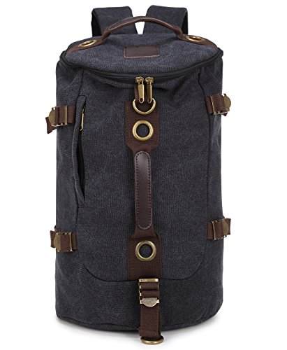Multi function Capacity Canvas Travel Backpack