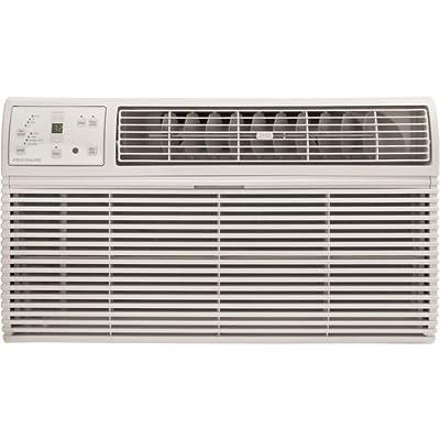 Frigidaire FRA14EHT2 14,000 BTU TTW Air Conditioner with 10,600 BTU Heat and 3 Fan Speeds,