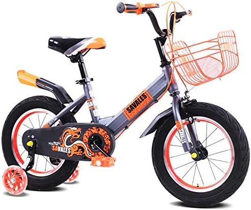 FJ-MC Unisexo Bicicleta para niños, Muchachos Chicas Bicicleta de ...
