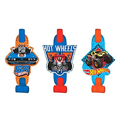 Hot Wheels Wild Racer Blowouts, Party Favor: Toys & Games