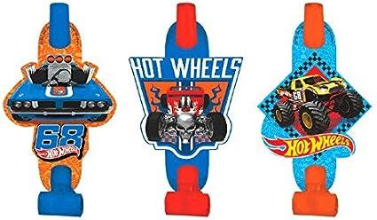 Party Favor Hot Wheels Wild Racer Blowouts