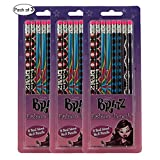 Bratz Fashion Pencils (8 Pieces) (Pack of 3)