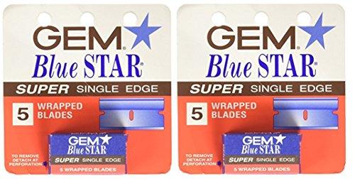 gem single edge blades - 8