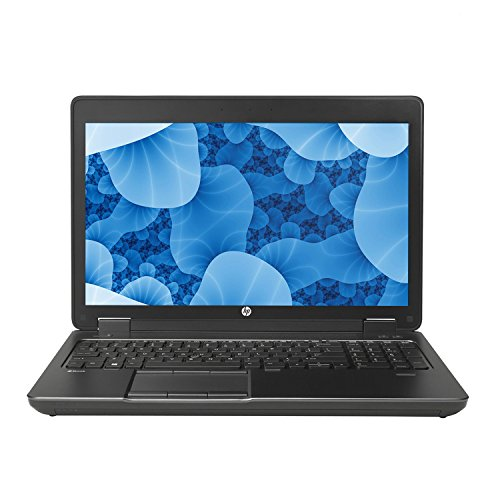Price comparison product image HP Laptop ZBook 15 Inter Core i7-4700MQ 2.40GHz 16GB DDR3 Ram 256GB SSD Windows 10 Pro (Certified Refurbished)