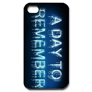 A Day To Remember ADTR Custom Printed Design Durable Case Cover for Iphone 4 4S