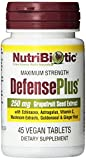 Nutribiotic Defenseplus Tablets, 250 Mg, 45 Count Review