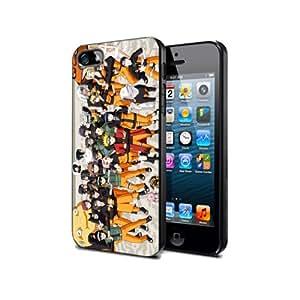Naruto Cartoon Case For Samsung Core 2 Hard Plastic Cover Case NNRT03