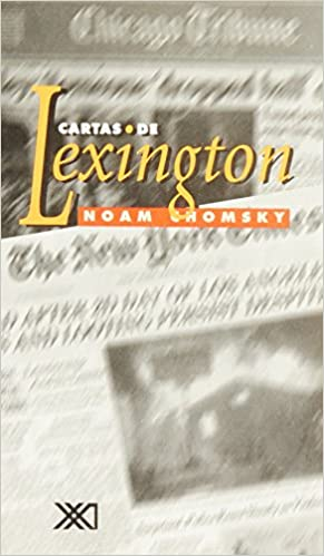 Cartas de Lexington (Spanish Edition): 9789682322914 ...
