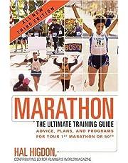 Marathon: The Ultimate Training Guide