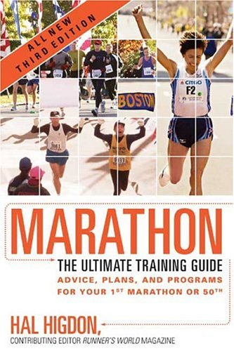 Read Online Marathon: The Ultimate Training Guide PDF
