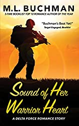 Sound of Her Warrior Heart (Delta Force Short Stories Book 6)