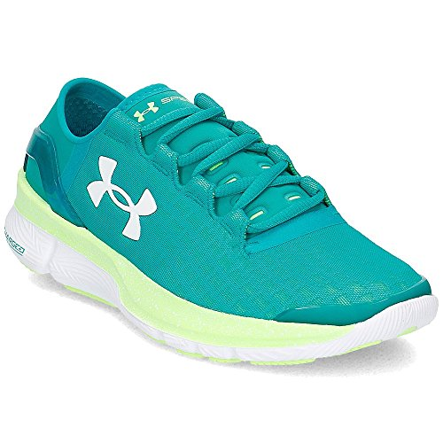Under Armour – Speed Forma Turbulence Zapatillas de running para mujer azul