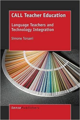 Gratis google bøger downloader til android Call Teacher Education: Language Teachers and Technology Integration 9463004750 PDF DJVU