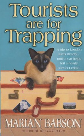 book cover of Tourists Are For Trapping