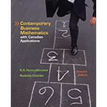 Contemporary Business Mathematics with Canadian Applications (7th Edition)