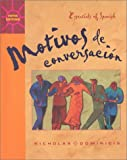 Motivos de Conversación : Essentials of Spanish, Nicholas, Robert L. and Dominicis, María Canteli, 0072406143