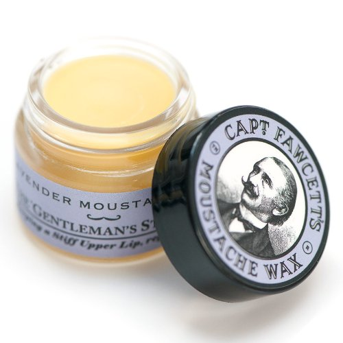 Captain Fawcett's Moustache Wax - Lavender (15ml) Captain Fawcett' s CFL15