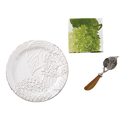 Mud Pie Hydrangea Cheese Plate product image