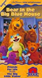 little bear friends vhs - Bear in the Big Blue House, Vol. 2 - Friends for Life / The Big Little Visitor [VHS]