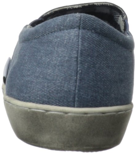 C Label Womens Randy-7A Slip-On Loafer Blue 1zxX5Po