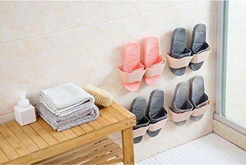 Glodenbridge per casa Blue creativo da parete supporto porta scarpe in plastica