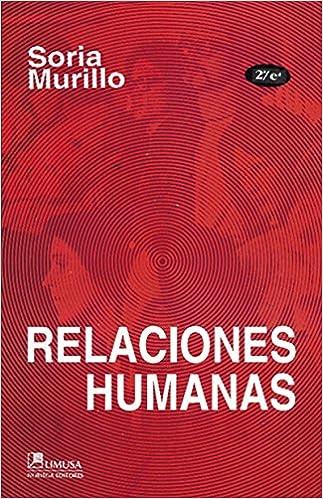 Relaciones humanas/ Human Relationship: Amazon.es: Soria, Victor ...
