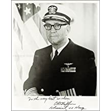 Admiral Charles D. Griffin - Photograph Signed