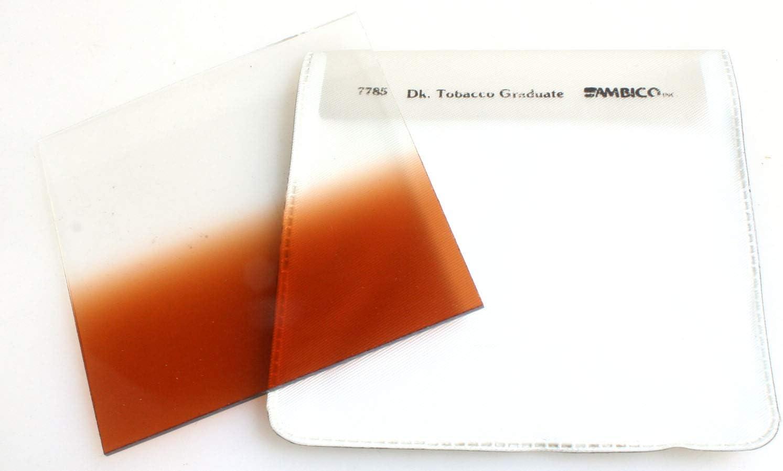Ambico Dark Tobacco Graduate Lens Filter////Camera Accessories////Lens Accessory