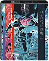 Ghost in the Shell (1995) [Blu-ray + 4K UHD]