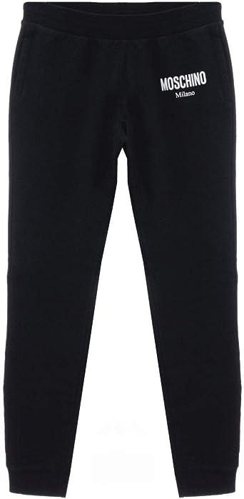 Moschino - Chándal para niño Negro 160 cm/14 años: Amazon.es ...