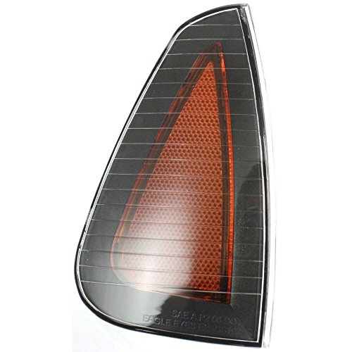 (Diften 168-C1454-X01 - New Side Marker Corner Lamp Parking Light Cornerlight Front Passenger Right)