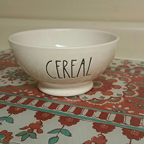 """Rae Dunn by Magenta """"Cereal"""" Bowl"""
