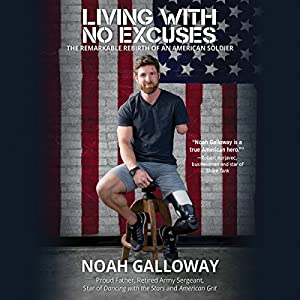 Living with No Excuses Audiobook
