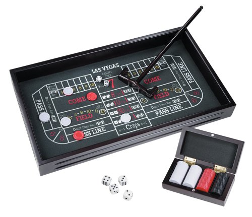 championship casino deluxe table game set